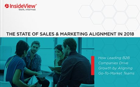 EBOOK: The State of Sales and Marketing Alignment in 2018 | InsideView