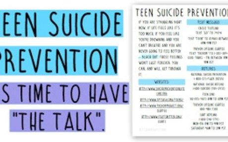 IRR - Suicide