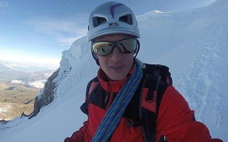 Karl Egloff, el hombre récord de las montañas