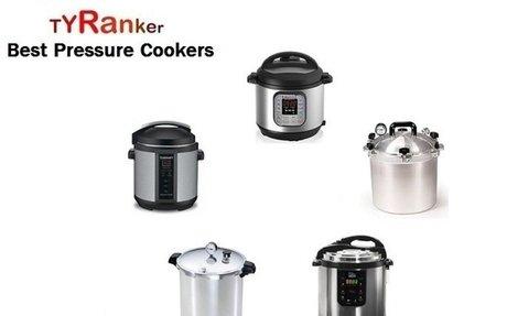 Top 5 Best Pressure Cookers 2017 - TyRanker