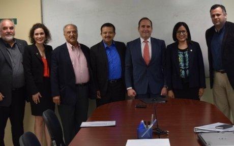 Visitó UABC Director General del IMPI | Gaceta UABC