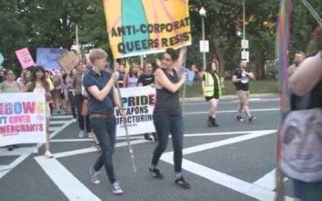 LGBT activists criticize Capital Pride's corporate ties