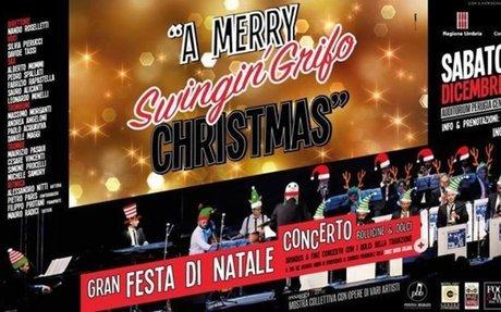 A Merry Swinging Grifo Christmas - Gran Festa di Natale