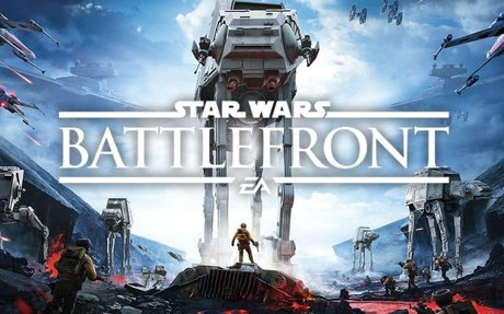 Star Wars Battlefront  - I play it