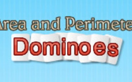 Area and Perimeter Dominoes - Area and Perimeter Game | Turtle Diary