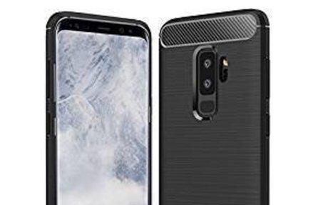 AVIDET Samsung Galaxy S9 Plus Case, Lightweight Slim Soft Anti Slip TPU C over