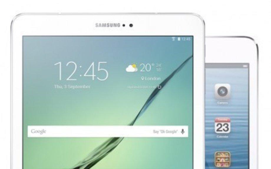 Samsung Tablet vs. Apple iPad Air