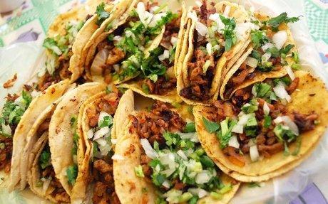 Top 5: comida mexicana en Dublin - SEDA College