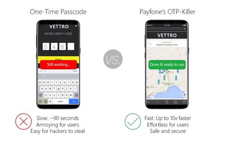"""Payfone Unveils """"One-Time Passcode-Killer"""" Technology at Mobile World Congress Shanghai"""