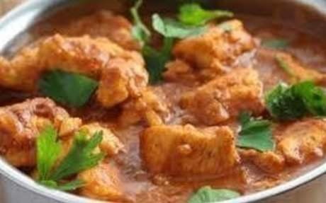 Chicken Curry is the flavorful with the perfect amount of spice