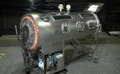 Invention of the iron lung