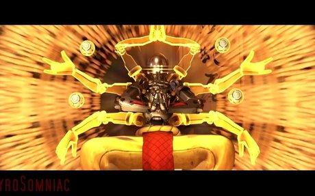 Barns Courtney - Glitter & Gold   Overwach music video