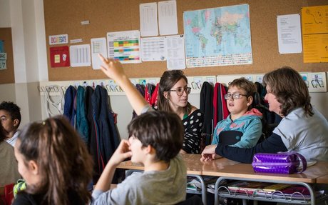 El futur dels centres d'educació especial passa per acompanyar la resta d'escoles