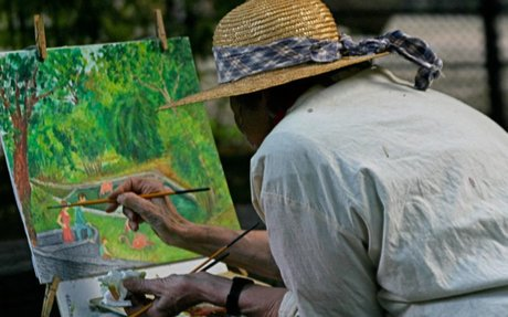 Study shows positive effect of art therapy on severe depression
