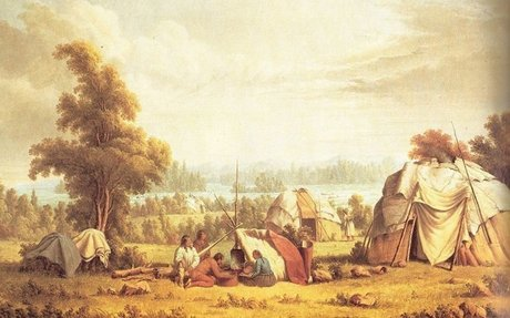 The Ojibwe People | Historic Fort Snelling represents my 5 inference