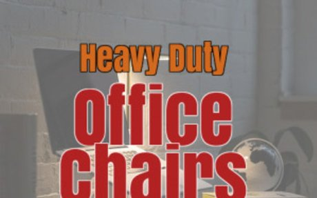 High Weight Capacity Office Chairs