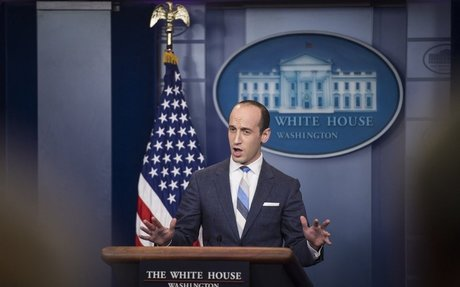 Analysis | Stephen Miller vs. Jim Acosta sent the White House news briefing completely off