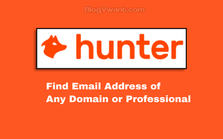 Hunteris the leading solution to find and verify professional email addresses - Busine...
