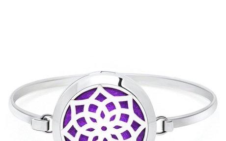 Amazon.com : BESTTERN Stainless Steel Family Tree Essential Oil Diffuser Bracelet Locket B