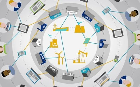 The Digital Energy Network