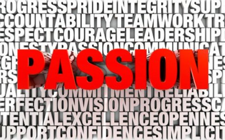 A passion