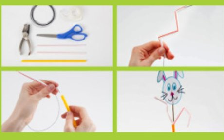 Build A String Puppet