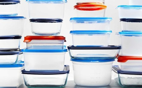 How to choose the right container for storing your food.