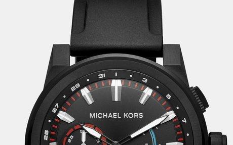 Hybrid Smartwatch Grayson Black I Michael Kors