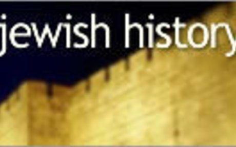 Jewish History - The story of the Jewish People over 3,300 years