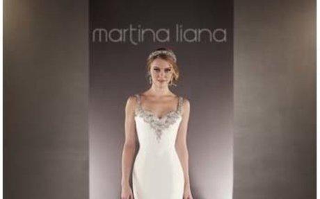 Martina Liana 706 Bridal gowns, Bridal Store Walnut Creek | Flares Bridal