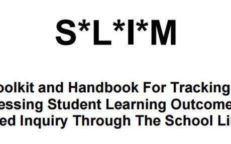 School Library Impact Measure (SLIM) Toolkit