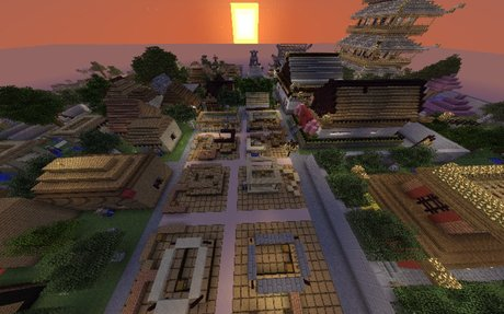 Reimagining an Ancient Chinese City | Minecraft: Education Edition