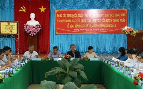 Huyện Thống Nhất đẩy nhanh công tác bồi thường, triển khai dự án