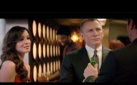 Skyfall James Bond 007 | Crack the Case Heineken spot (2012) D...