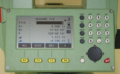 Leica 805 power Probleme