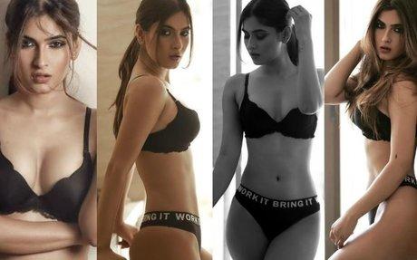 Hottie Karishma Sharma Steams With Her Latest Photoshoot