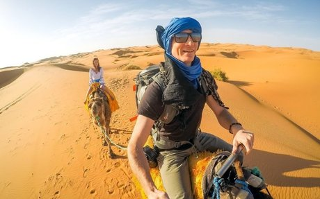 You can travel the world without being a millionaire - Blog of Graham D Brown