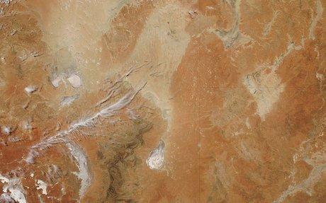 Australia's 10 deserts