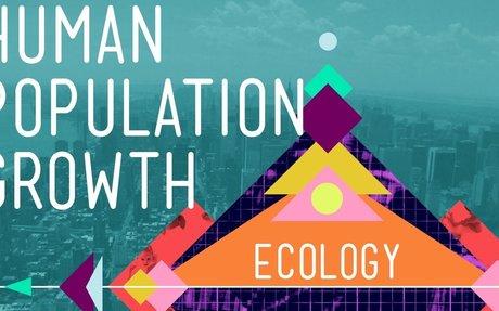 Human Population Growth - Crash Course Ecology #3