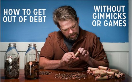 How to Get Out of Debt (Without Gimmicks or Games)