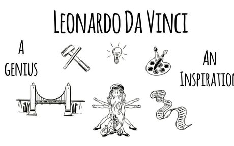 Leonardo Da Vinci | His life in 3 minutes (HD)
