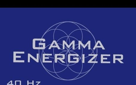 Brain Energizer Meditation Music - Clean Mental Energy - 40 Hz Monaural Beats