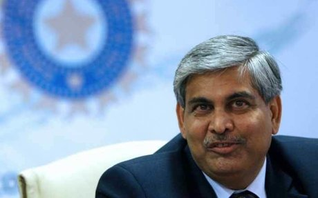 Shashank Manohar steps down as ICC chief
