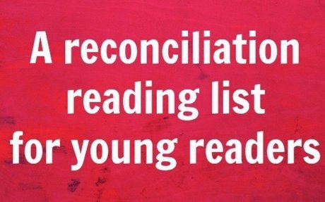 A reconciliation reading list for young readers
