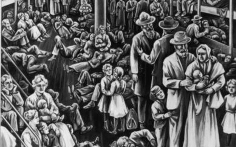 The Convert Immigrants
