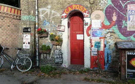 Blog: Degrowth and Christiania –I saw how Copenhagen's collective living experiment work