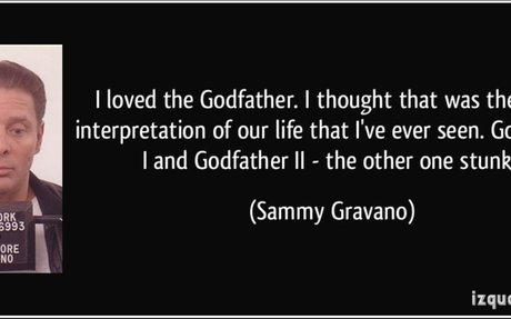 The Godfather: an influence for the creation and/or development of mafias