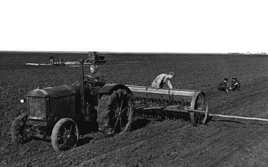 Economic impact : Agricultural Reform