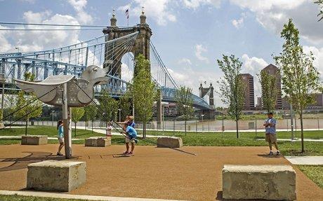 Cincinnati: 3-year quest to safeguard Cincinnati parks money results in a deal