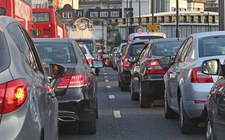For a cleaner air, Britain is providing $4,400 to diesel vehicle drivers to help change th